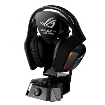 Asus ROG Centurion True 7.1 Gaming Headset, 40mm Drivers